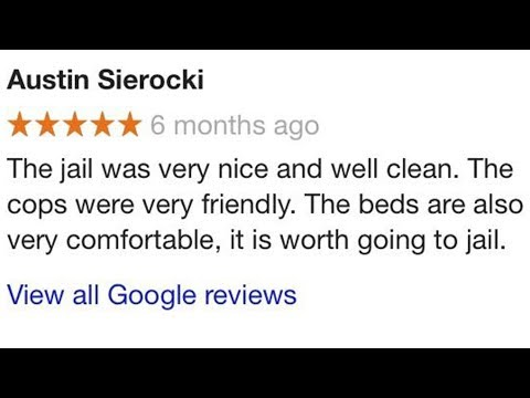 The FUNNIEST Reviews