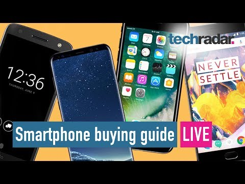 Smartphone buying guide - Live!