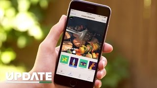 Facebook app builds slideshows for you (CNET Update)