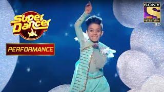 Dhairya ने बादलों पे कथक कर के Judges को चौंकाया | Super Dancer Chapter 3 - SETINDIA