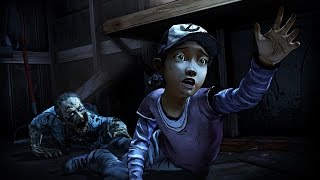 Will Clementine Ever Make it into The Walking Dead Comic? - Comic Con 2014