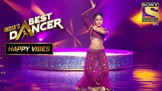 Contestants के Extraordinary Dance Acts!   India's Best Dancer   Happy Vibes - SETINDIA