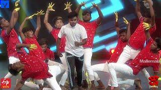 Prabhudeva Performance Promo - Dhee Champions (#Dhee12) - 23rd September 2020 - Sudigali Sudheer - MALLEMALATV