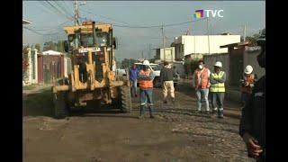 Comienza segunda fase de repavimentación en Yaruquí