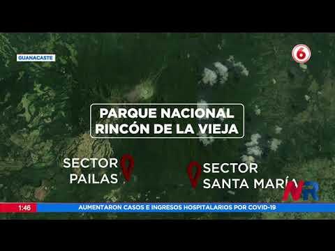 Falta de presupuesto provocó cierre en sector de Santa María del Parque Rincón de la Vieja