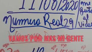 NUMEROS PARA HOY 11/08/2020 DE AGOSTO PARA TODAS LAS LOTERIAS,#numeroreal29#1entendencia