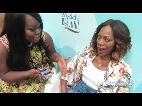 connectYoutube - 2017 Essence Festival Exclusive: Bangin' Yvonne Orji On Whose Black Is Beautiful