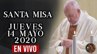 Santa Misa de Hoy  Jueves 14 de mayo de 2020// con el Papa Francisco//DIA DE LAS MADRES