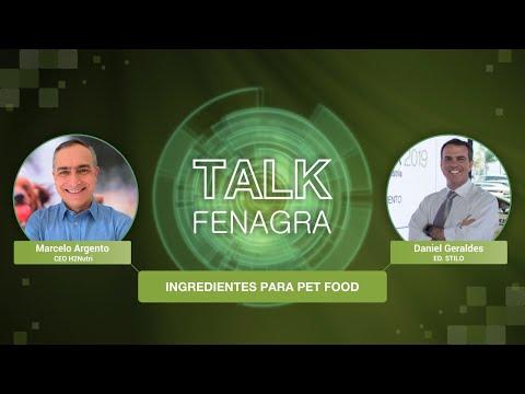 TALK FENAGRA - Entrevista com Marcelo Argento - H2Nutri