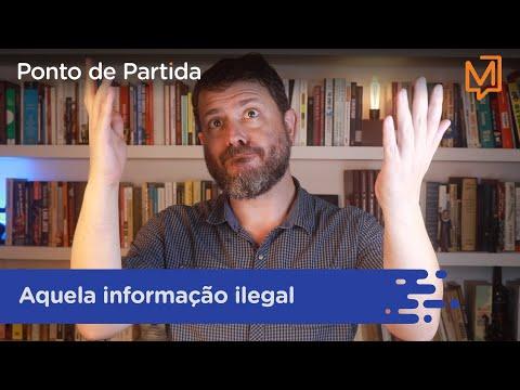 Aquela informação ilegal