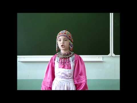 Татьяна Васильева. Эп — чӑваш ачи