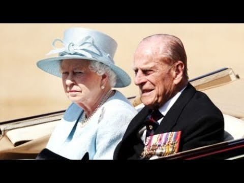 Elizabeth II: ses quatre derniers mots adressés au prince Philip