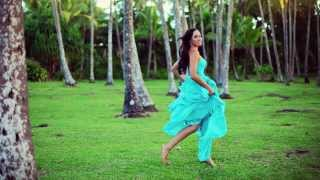 Bridal Fashion photo shoot in Big Island Hawaii by ArinaB Photography