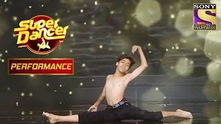 Chandresh के Flexible Moves को देख चौंक उठी Audience | Super Dancer Chapter 2 - SETINDIA