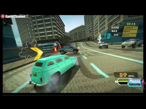connectYoutube - Need For Speed Nitro Nintendo Wii Edition - Sports Cars Games / Gameplay Video