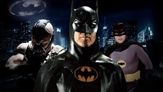 Why Batman Still Matters 75 Years Later - Celebrity Answers