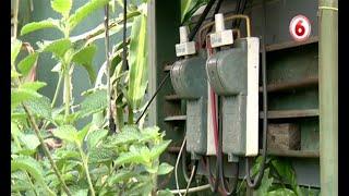 Denuncian serios problemas de electricidad en Escazú