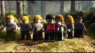 Прохождение Lego Harry Potter - Years 5-7 #4
