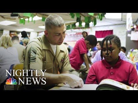 Kansas City Program Helps Children Improve Reading Skills   NBC Nightly News