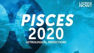 PISCES 2020 Horoscope Predictions | Latinx Now! | Telemundo English