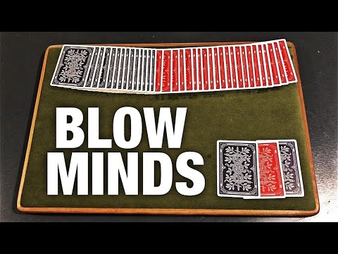 Unforgettable Card Trick With This SECRET Move!