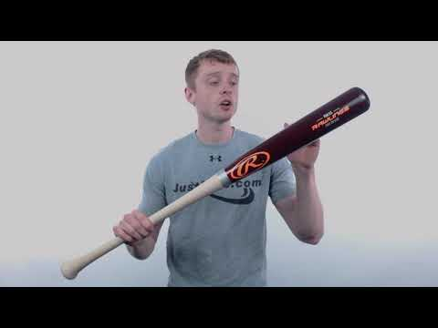 Review: Rawlings Pro Grade Birch Wood Baseball Bat (PBXXX)