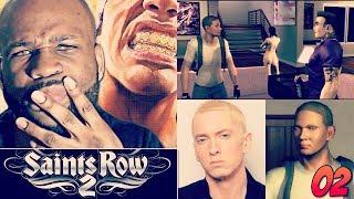 Saints Row 2 Gameplay Walkthrough Part 2 - Septic Avenger