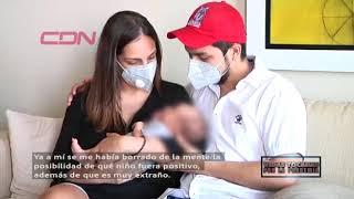 Caso de recién nacido con COVID-19: Vidas tocadas por la pandemia