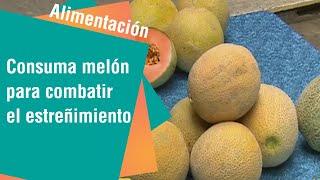 Consuma melón para combatir el estreñimiento y la hipertensión   Alimentación Sana