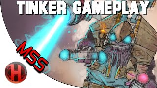 Dota 2 Tinker Gameplay by MSS