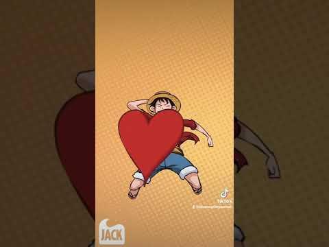 แฮนค็อก-❤️-ลูฟี่-สุดน่ารัก