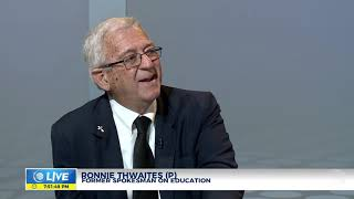 Ronnie Thwaites On The Sitting Of CXC In Jamaica  | Opposition Tuesday | CVMTV