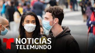 El coronavirus deja un fin de semana de récords lamentables | Noticias Telemundo
