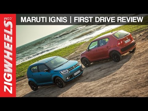 Maruti Suzuki Ignis - Video Review