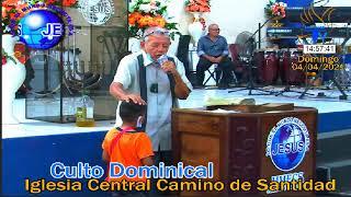 Escuela Dominical de la Iglesia Central Camino de Santidad (04/04/2021)