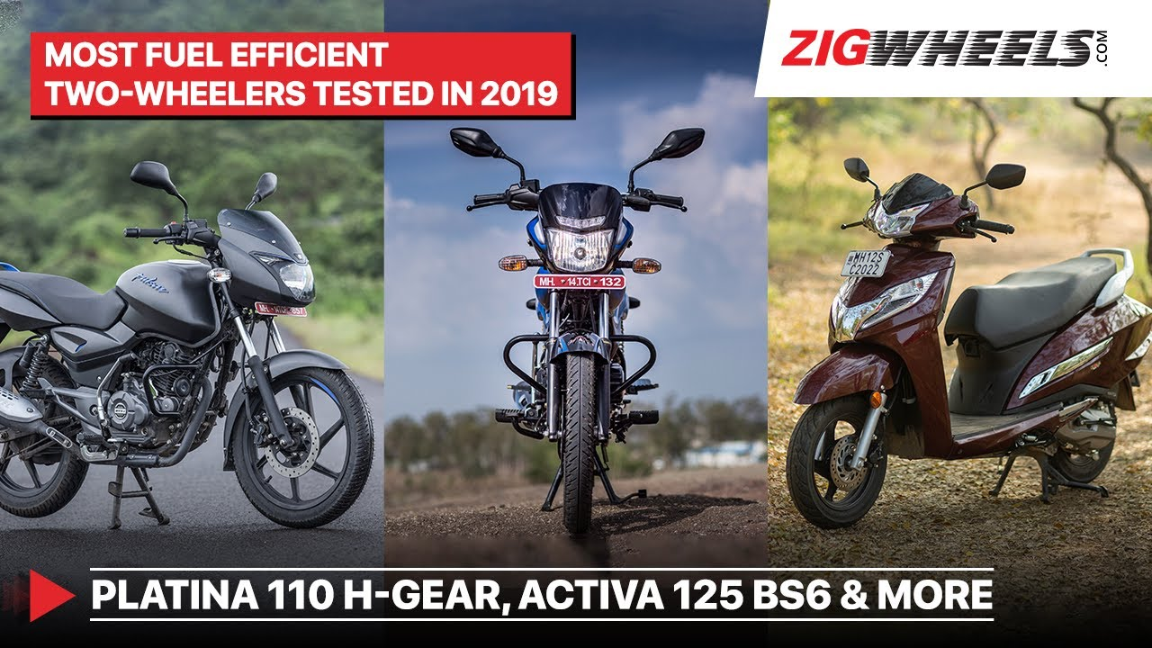 Top 5 Fuel Efficient Bikes We've Tested Last Year