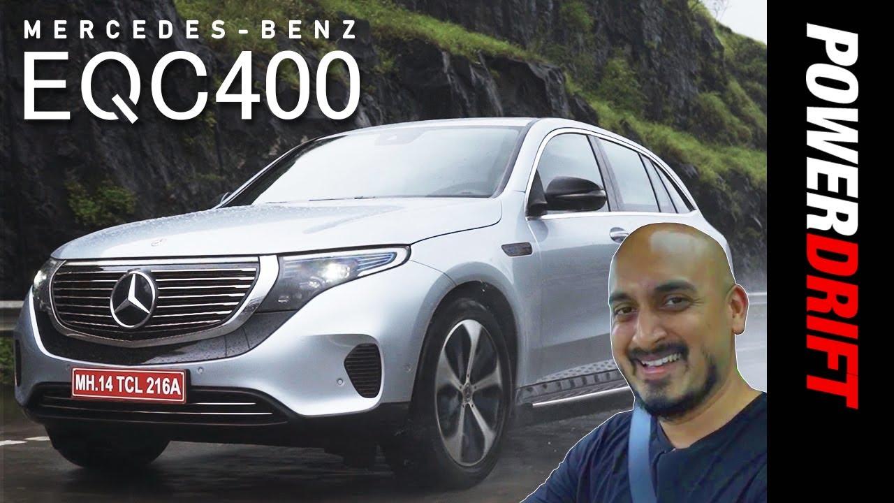 Mercedes-Benz EQC | Electrified Mobility | PowerDrift