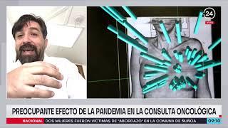 Cirugías oncológicas se redujeron un 22% entre enero y agosto 2020 en Chile