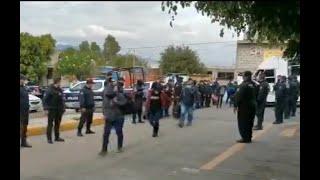 Rescatan a 74 migrantes centroamericanos en México