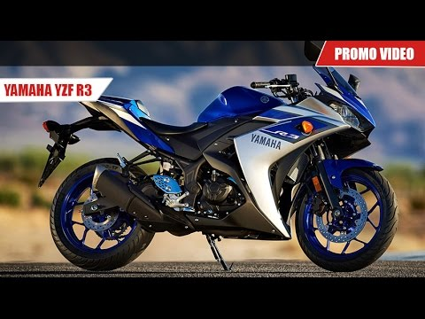 Yamaha YZF - R3 | Promo Video | BikeDekho.com