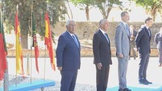 España y Portugal celebran la apertura de su frontera