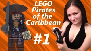 LEGO Pirates of the Caribbean PS3 Video Game Review/ Walkthrough Part 1