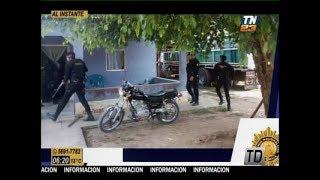 PNC realiza ocho operativos en Escuintla