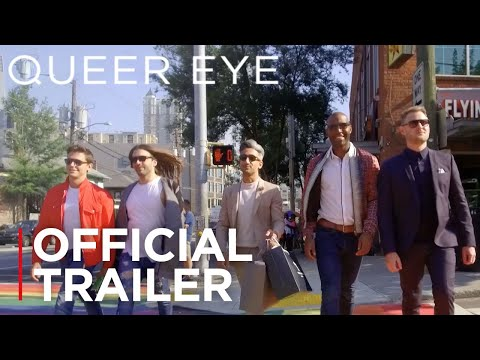 connectYoutube - Queer Eye | Official Trailer [HD] | Netflix