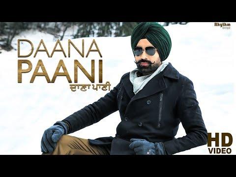 Daana Paani Title Song Lyrics - Tarsem Jassar   Jimmy Sheirgill & Simi Chahal