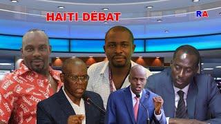 Endirect Haiti Débat avec Gary Pierre Paul Charles et se Invités Lundi 26 Octobre 2020