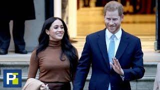 Harry y Meghan podrían vivir parte del año 2020 en Canadá