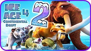 Ice Age: Continental Drift - Arctic Games Walkthough Part 2 (PS3, X360, Wii, PC) Story Mode: Herd