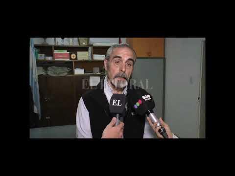 VECINOS DE BARRIO CANDIOTI SUR SE REUNIERON PARA RECLAMAR M�S SEGURIDAD