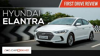 2016 Hyundai Elantra | First Drive Review